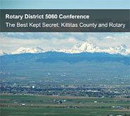 Rotary District 5060 Conference
